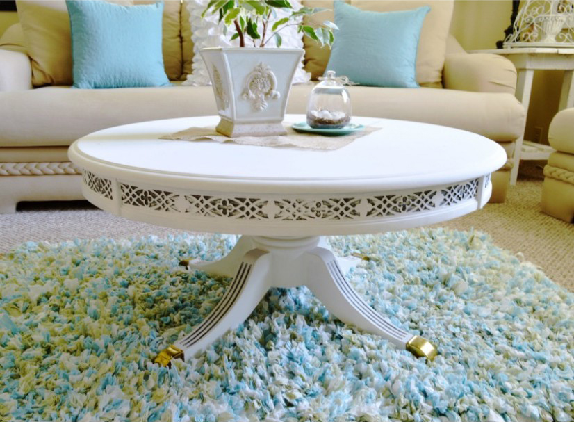 Painted-Coffee-Table-Furniture-Makeover