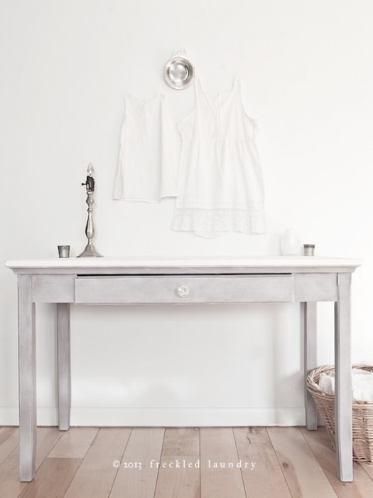 Lavender Desk | Freckled Laundry
