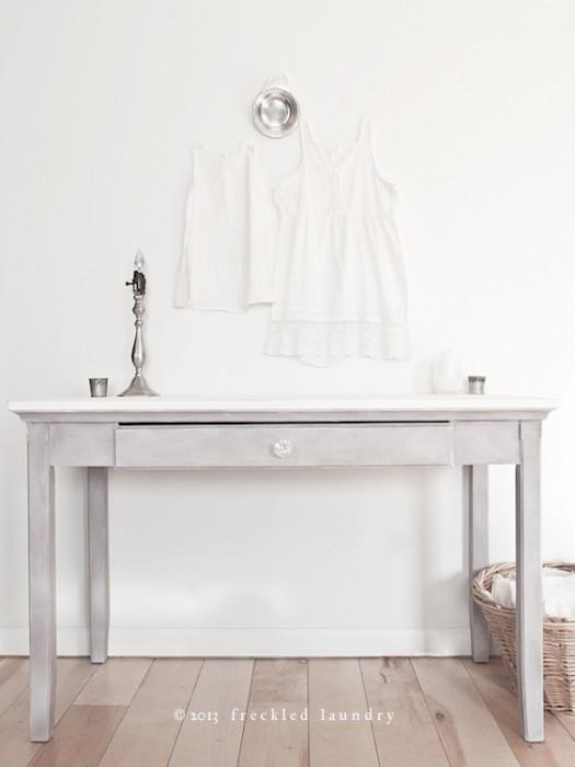 Lavender Desk | Freckled Laundry
