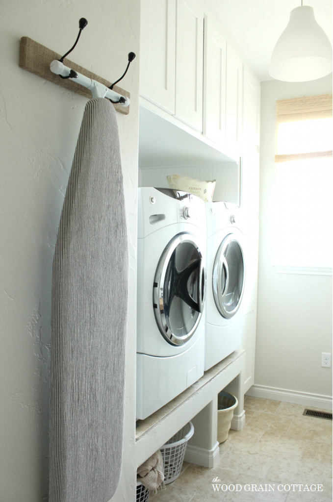 diy-hanging-ironing-board-holder