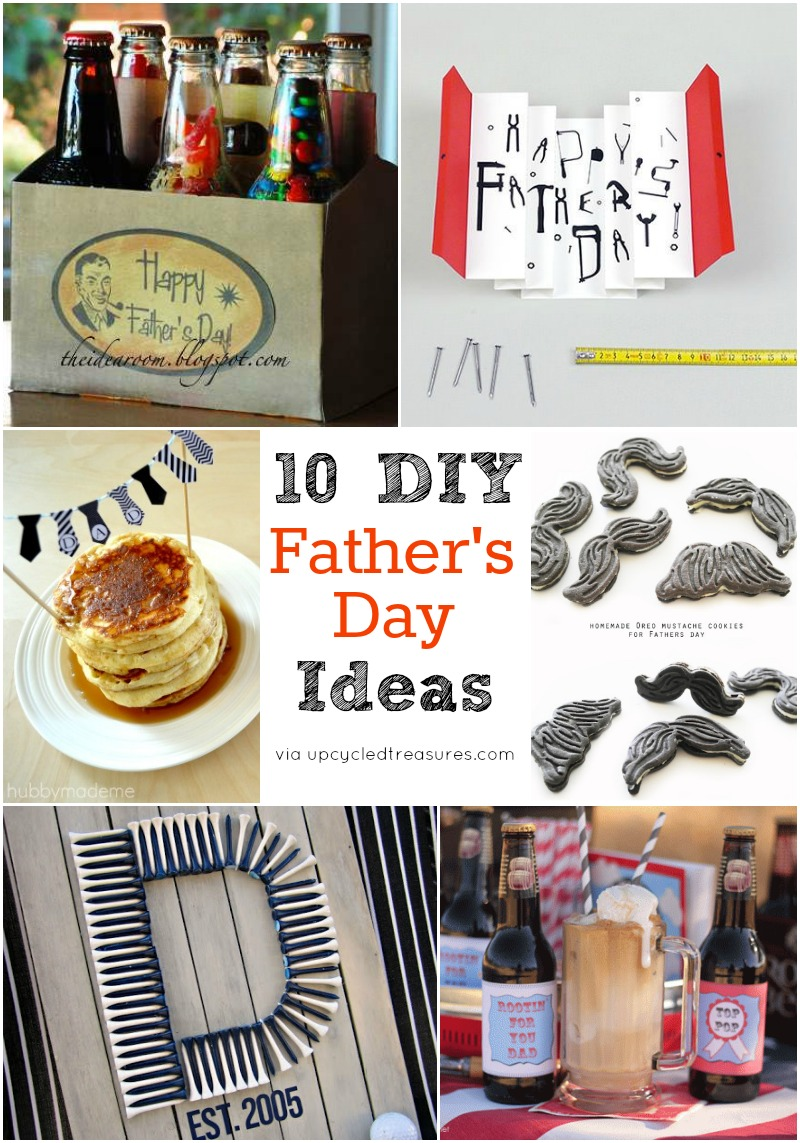 10 Last Minute Diy Father 39 S Day Ideas Upcycled Treasures