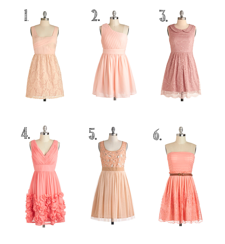 photo Modcloth Pink Sale