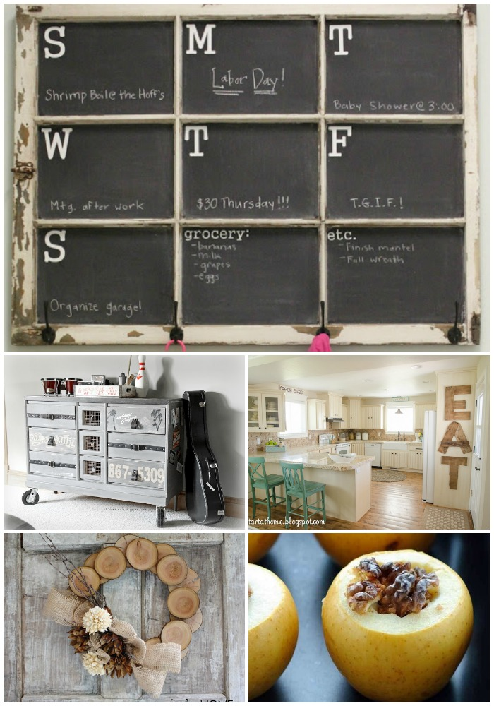 DIY projects and inspiration. Friday Favorites