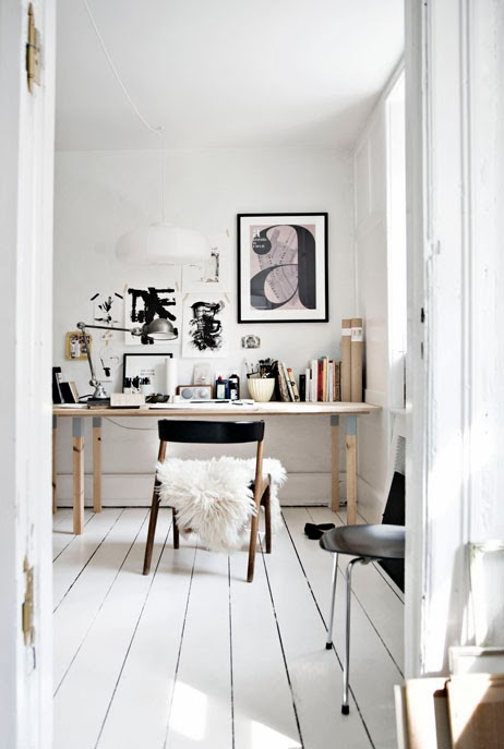 Creative Workspace Ideas