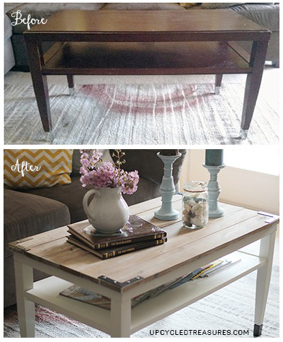diy-planked-coffee-table-before-and-after-upcycledtreasures