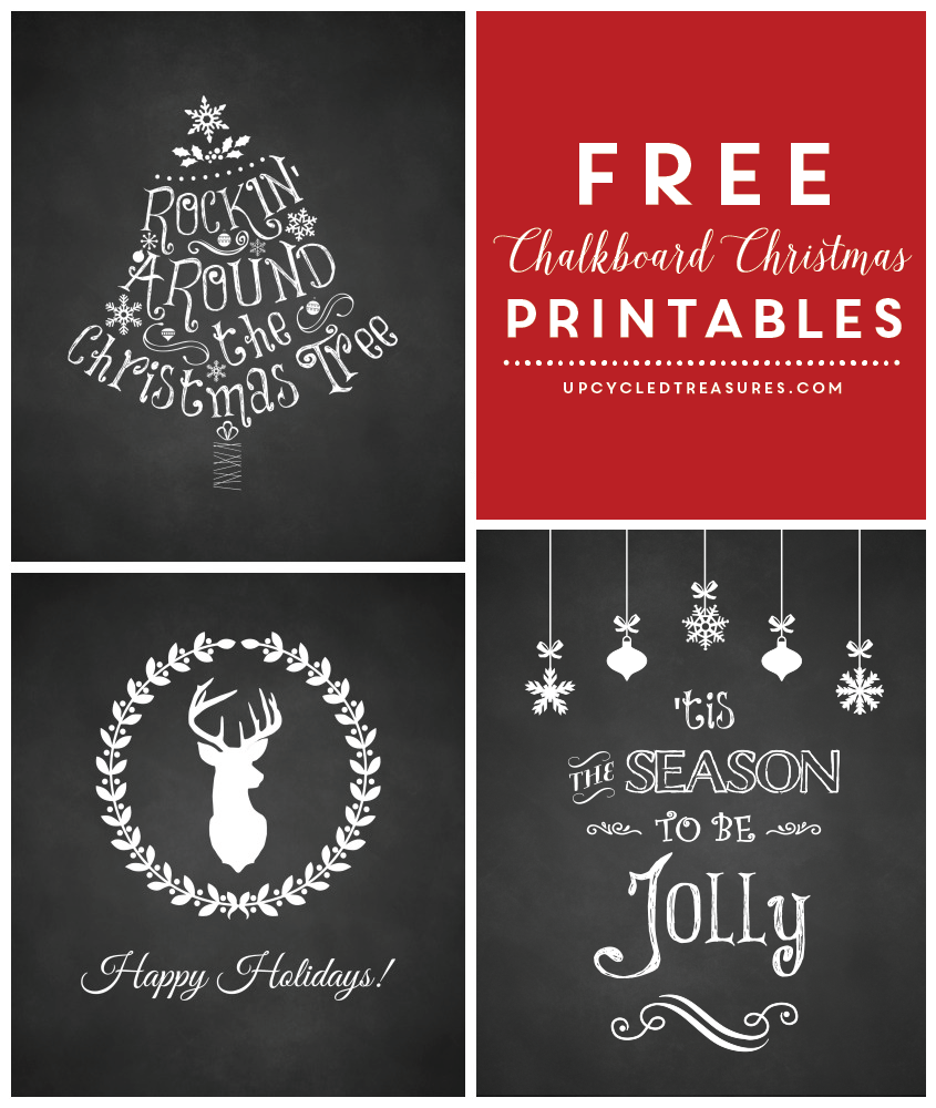 It is a photo of Gorgeous Free Printable Christmas Images