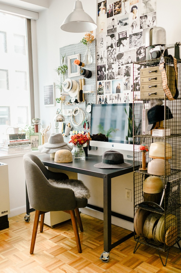 Pleasant Creative Workspace Ideas Mountainmodernlife Com Largest Home Design Picture Inspirations Pitcheantrous