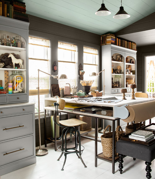 Phenomenal Creative Workspace Ideas Mountainmodernlife Com Largest Home Design Picture Inspirations Pitcheantrous
