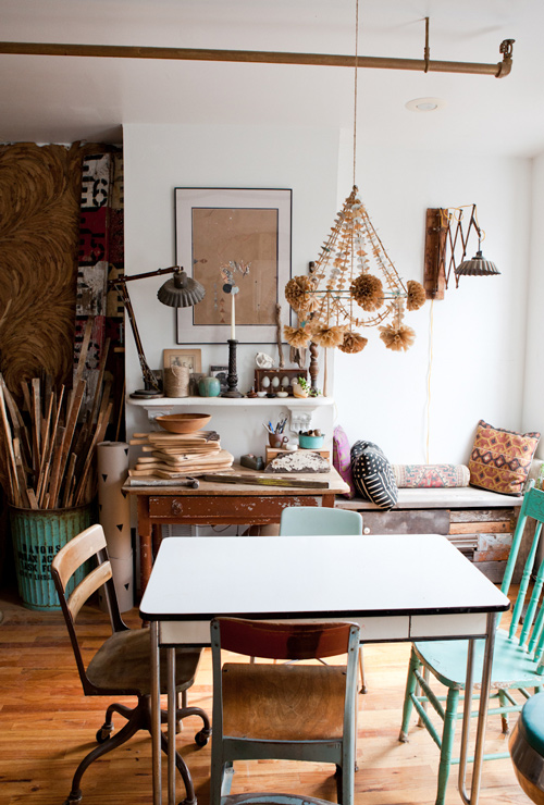 Awesome Creative Workspace Ideas Mountainmodernlife Com Largest Home Design Picture Inspirations Pitcheantrous