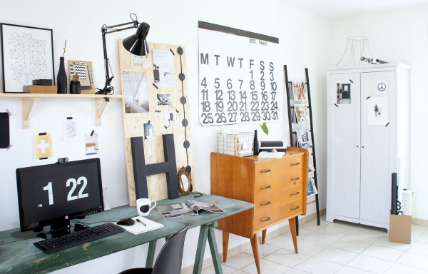 Peachy Creative Workspace Ideas Mountainmodernlife Com Largest Home Design Picture Inspirations Pitcheantrous