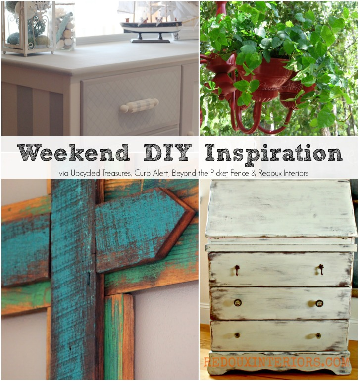weekend diy inspiration