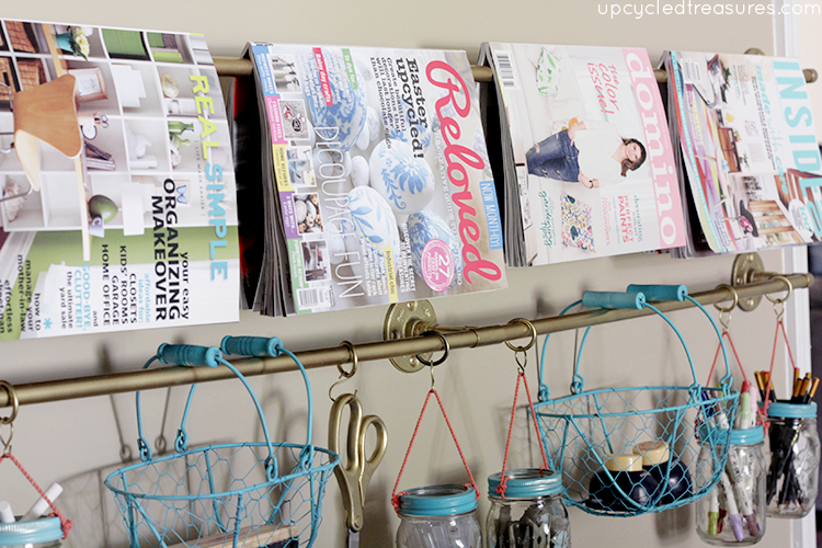 diy-industrial-chic-pipe-magazine-rack-and-hanging-storage-upcycledtreasures