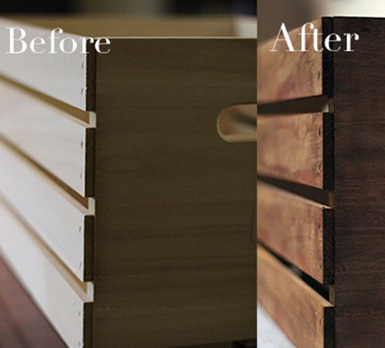 old wood look new before and after mountainmodernlife.com