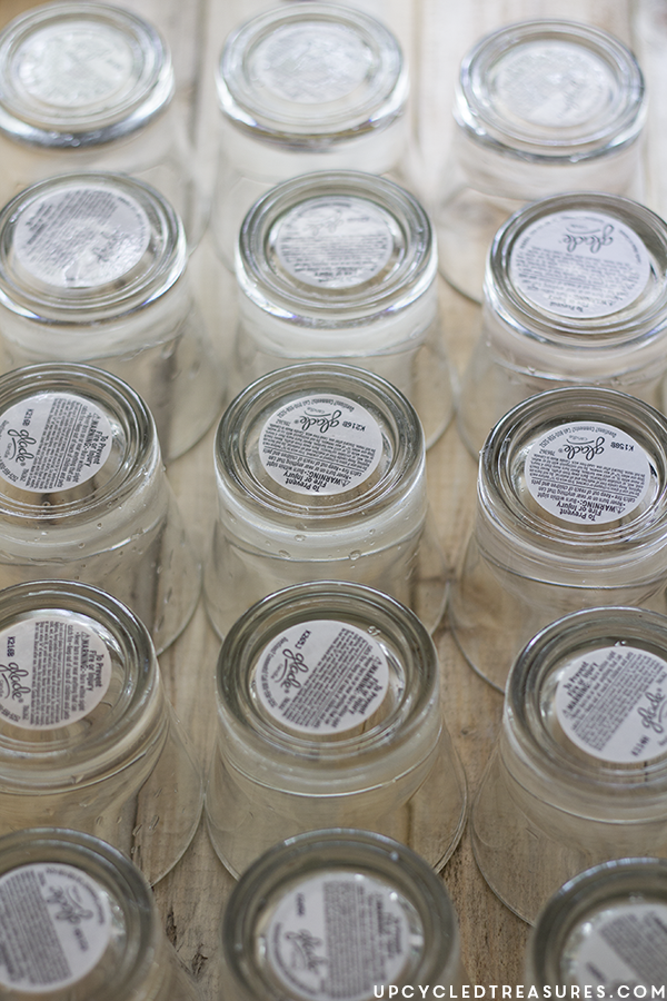 I'm definitely doing some of these! Have old glade candle jars lying around? Check out these creative ways to upcycle candle Jars | UpcycledTreasures.com
