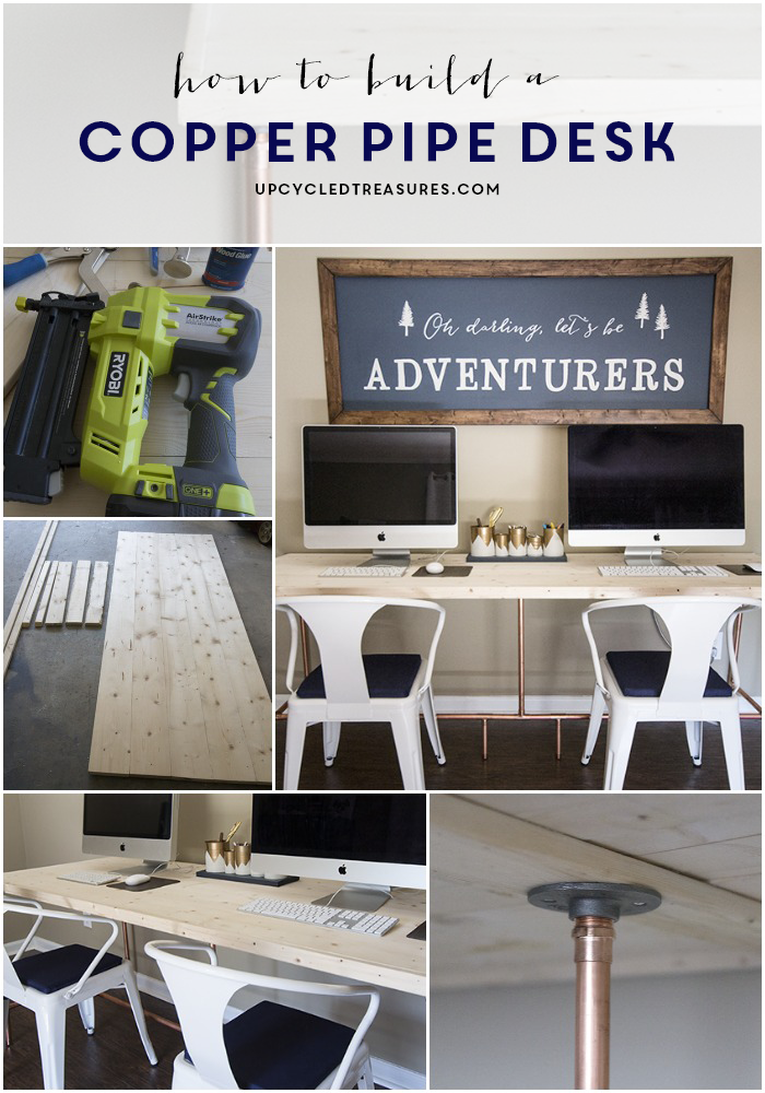 how-to-build-a-copper-pipe-desk-collage-upcycledtreasures