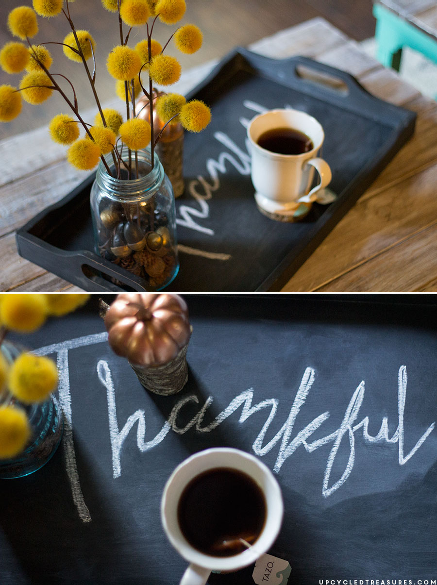 Need inspiration for your home? Check out my Rustic and Woodland-Inspired Fall Home Tour!