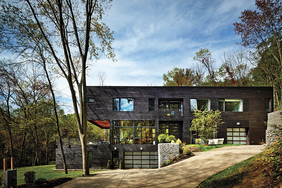 charred-exterior-siding-modern-rustic-homes-with-black-exterior
