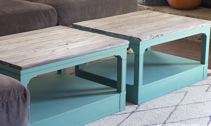 Ever thought about using Chalk Paint? If so check out this examination of  its uses - Upcycled Coffee Tables MountainModernLife.com