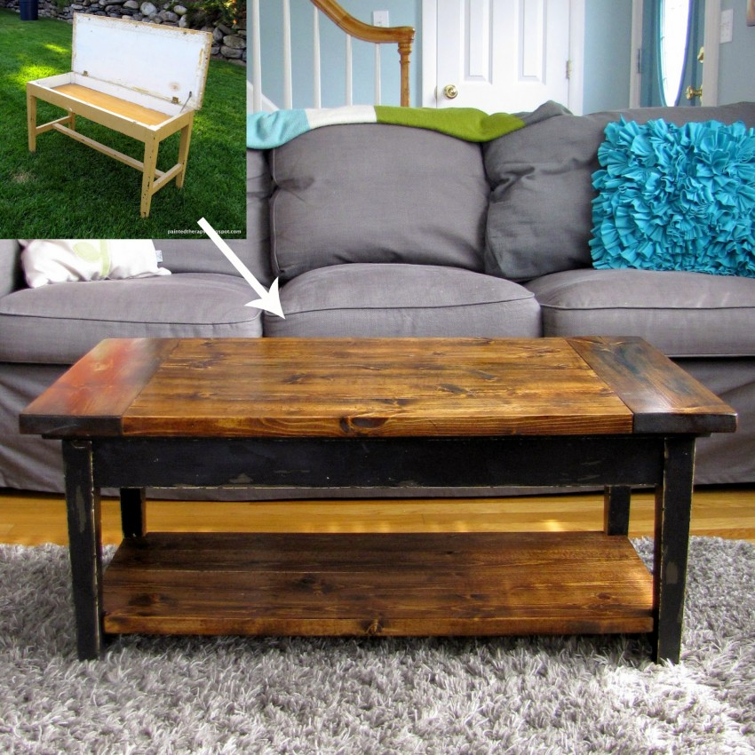 upcycled-piano-bench-into-coffee-table-paintedtherapy
