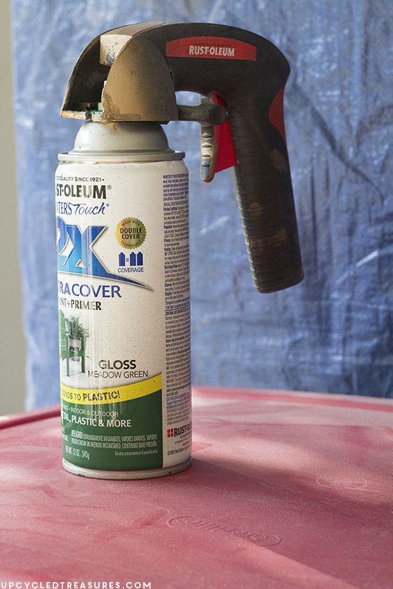rustoleum-meadow-green-spray-paint-upcycledtreasures
