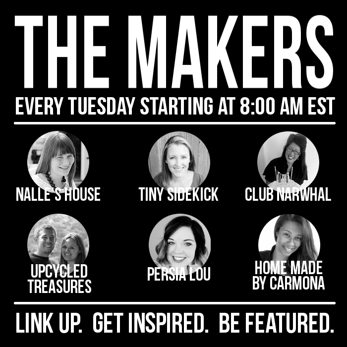 the-makers-link-party-upcycledtreasures