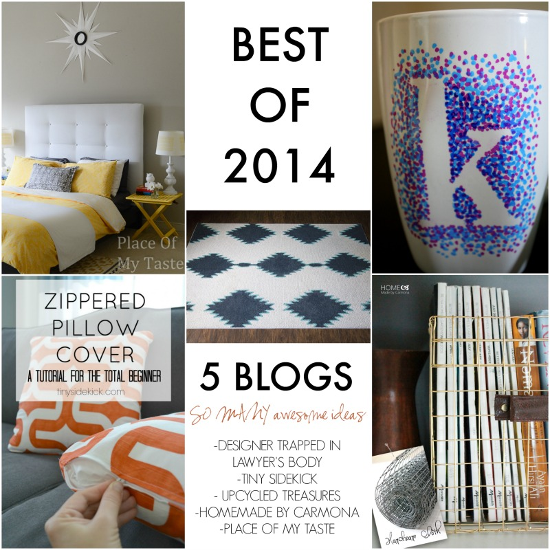 Looking for inspiration heading into the new year? Check out this awesome list of Favorite Posts in 2014 | MountainModernLife.com