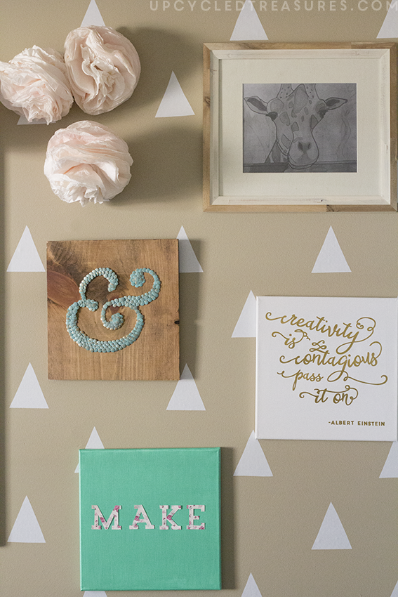 diy-wall-art-in-craft-room-office-upcycledtreasures