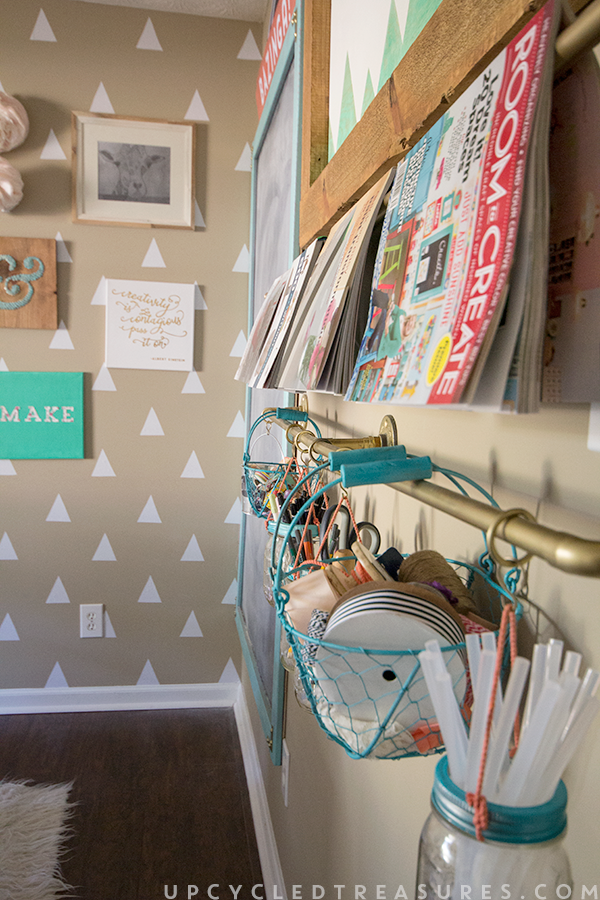 home-office-craft-room-for-diy-blogger-upcycledtreasures