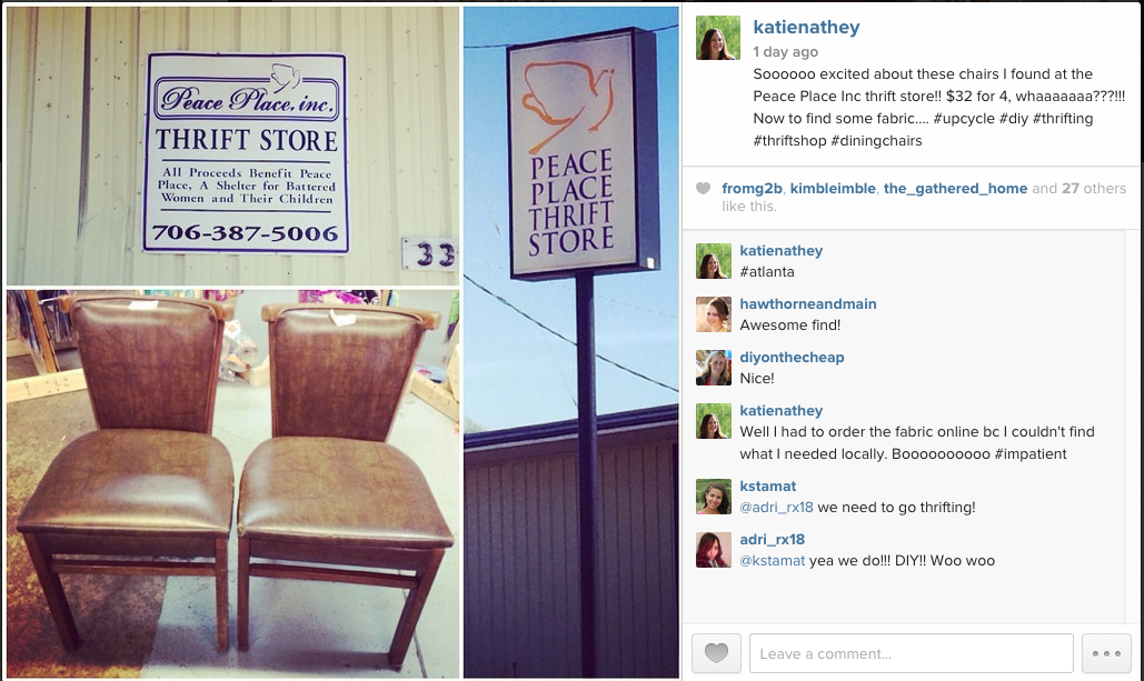 thrifted-dining-chairs-instagram-upcycledtreasures