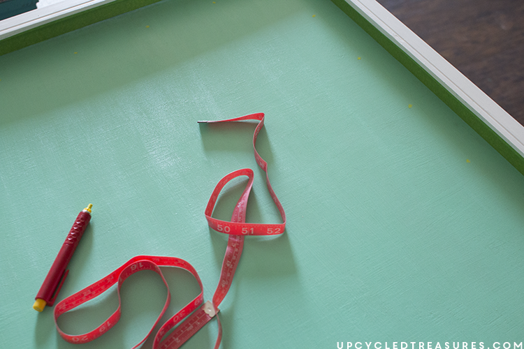 how to make a marquee sign for creative workspace - upcycledtreasures.