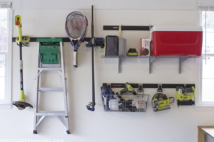 rubbermaid garage organization ideas - Garage Organization Part 2
