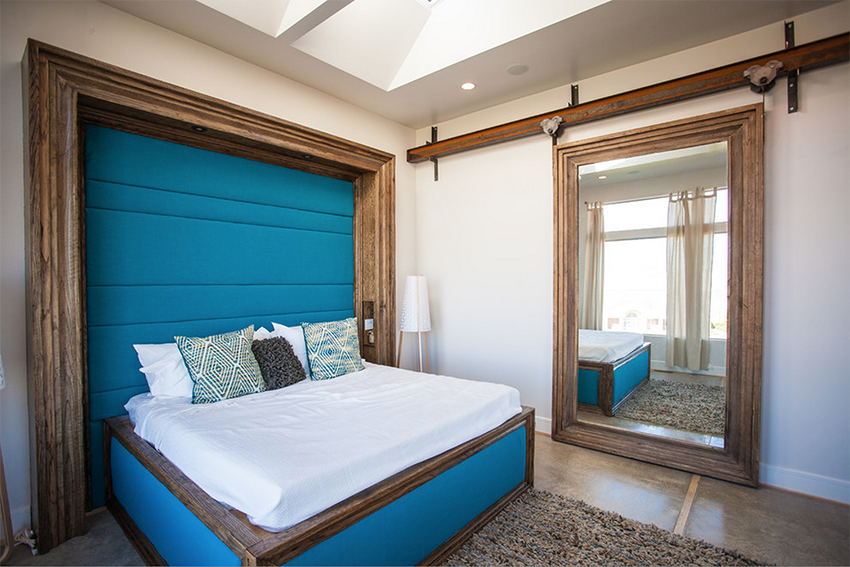 Modern Rustic Bedroom Retreats | MountainModernLife.com