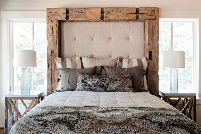 Modern Rustic Bedroom Retreats | MountainModernLife.com