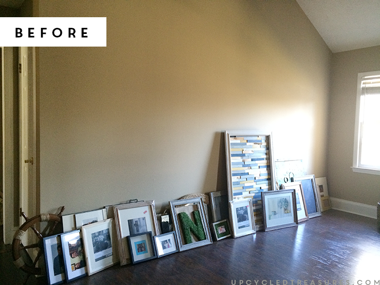 family-room-gallery-wall-before-upcycledtreasures