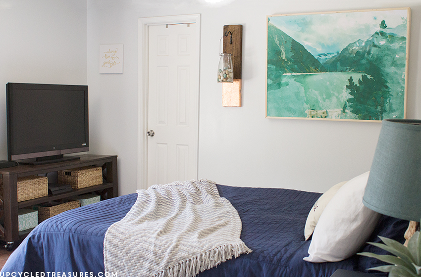 modern-rustic--inspired-bedroom-upcycledtreasures