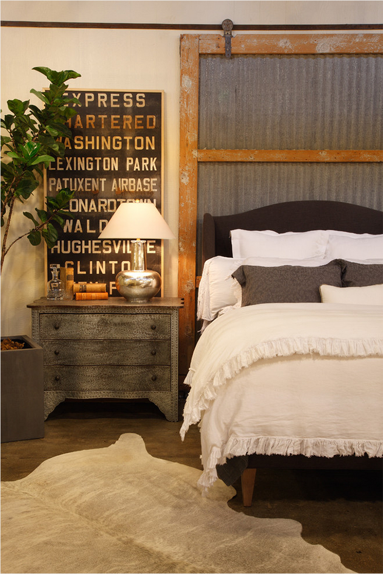 Rustic Inspired Headboards Mountainmodernlife Com