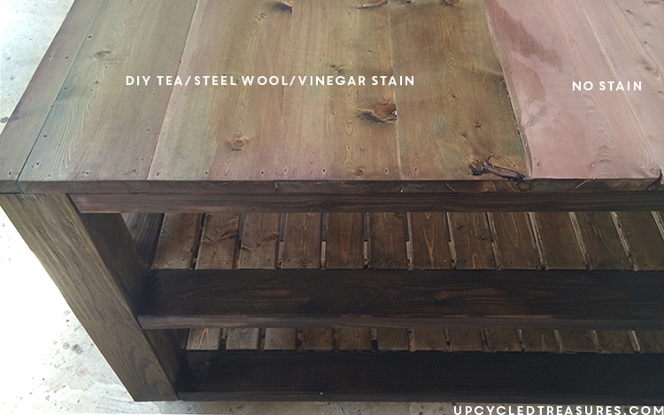 tea-steel-wool-stained-furniture-upcycledtreasures
