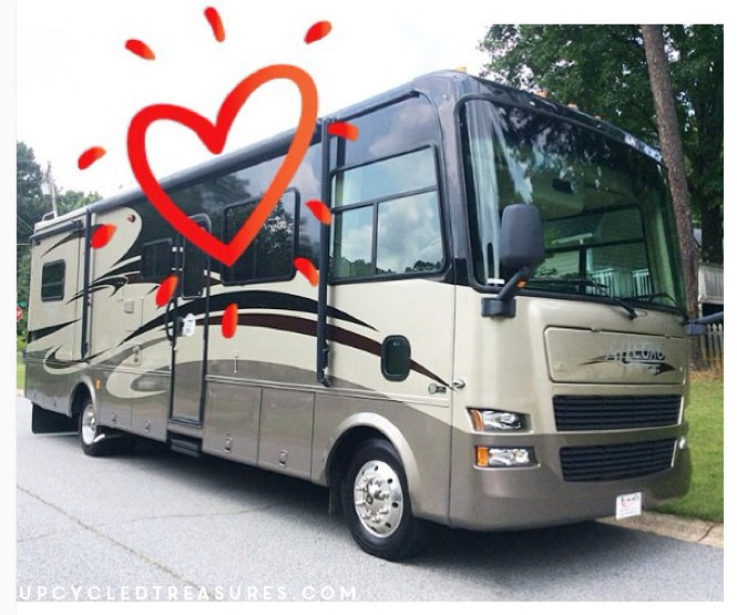 New to us RV 2008 Tiffin Allegro OpenRoad 32la. | MountainModernLife.com