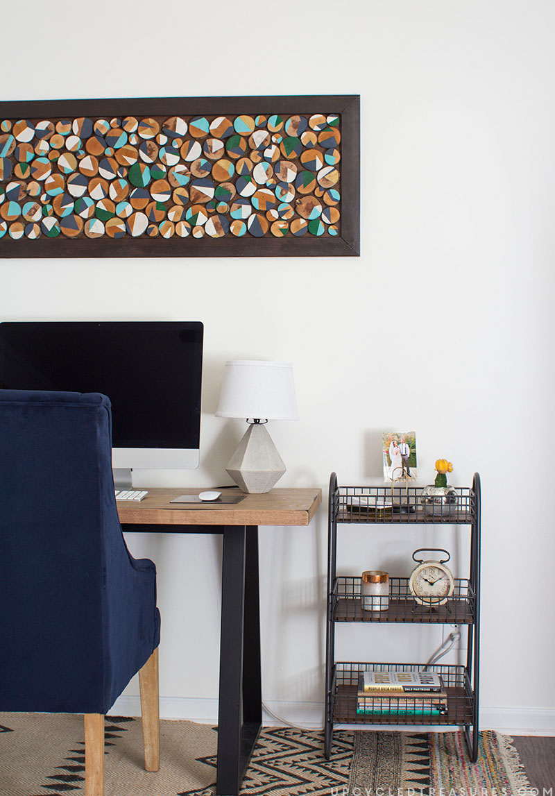 wood-slice-wall-art-and-modern-rustic-industrail-home-decor-for-office-upcycledtreasures