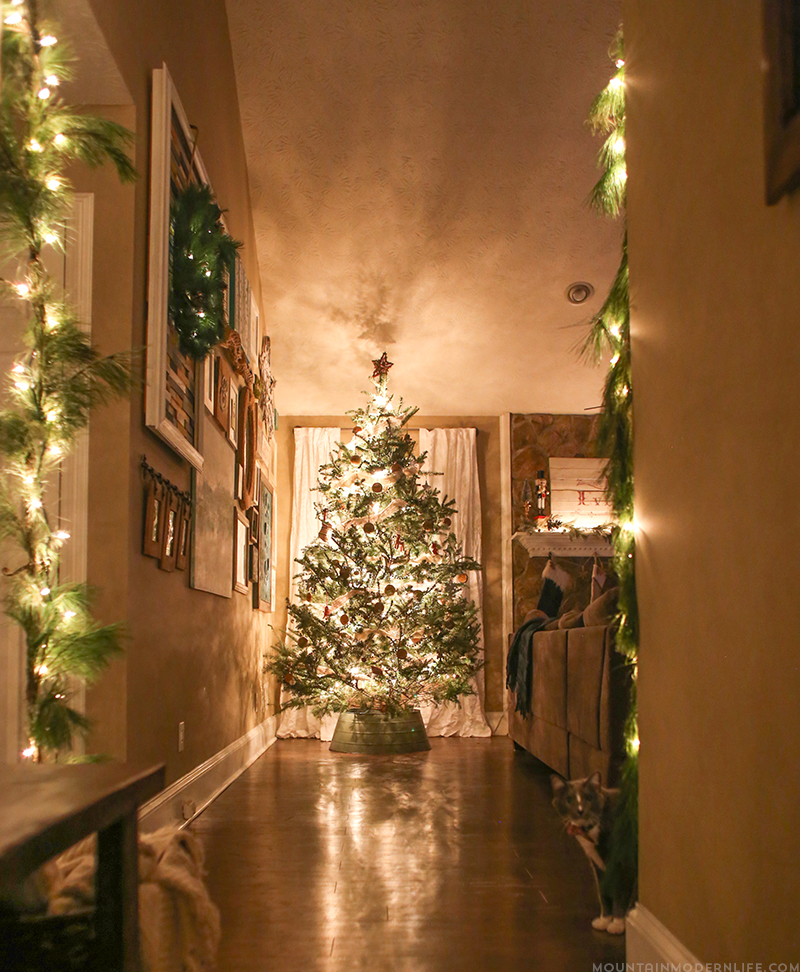 Mountain Home Decor: Cozy Christmas Home Decor