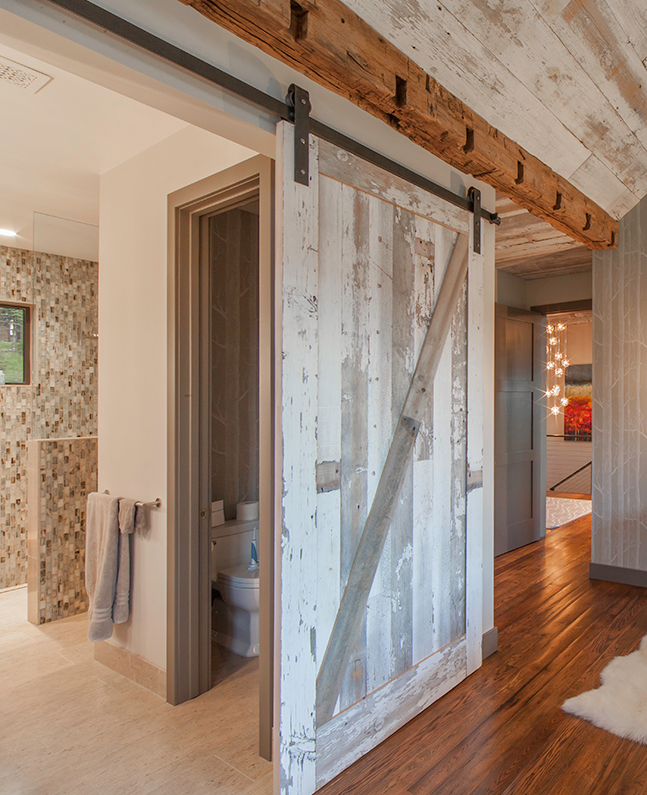 Sliding Barn Door Designs - MountainModernLife.com