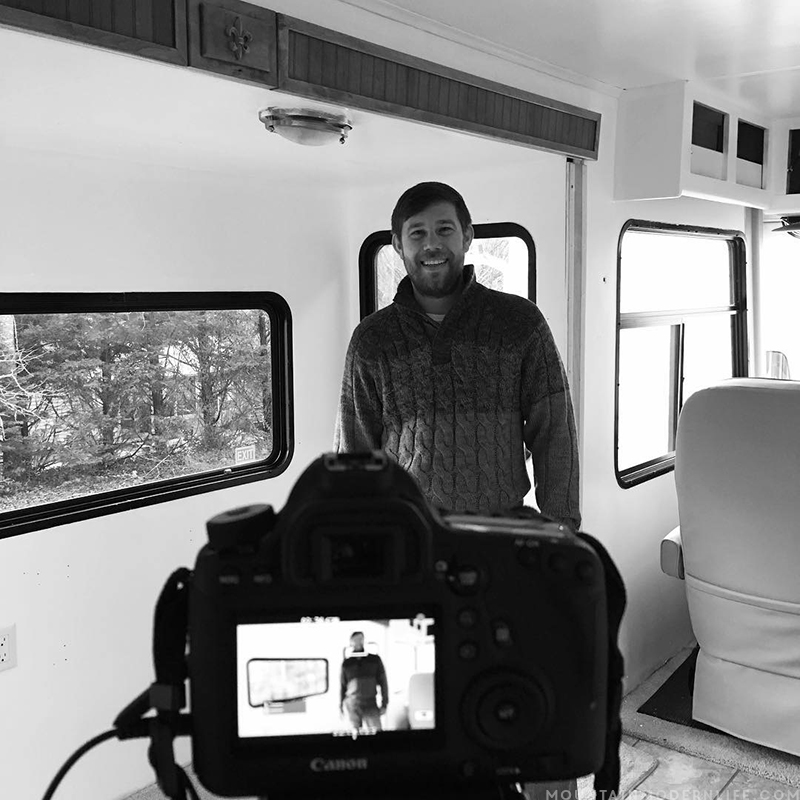 Follow our new RV video channel where we will share our RV renovations and journey to find the perfect mountain town to call home. MountainModernLife.com