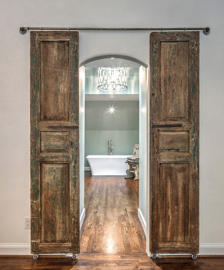 Double Sliding Barn Doors | This Photographer's Life