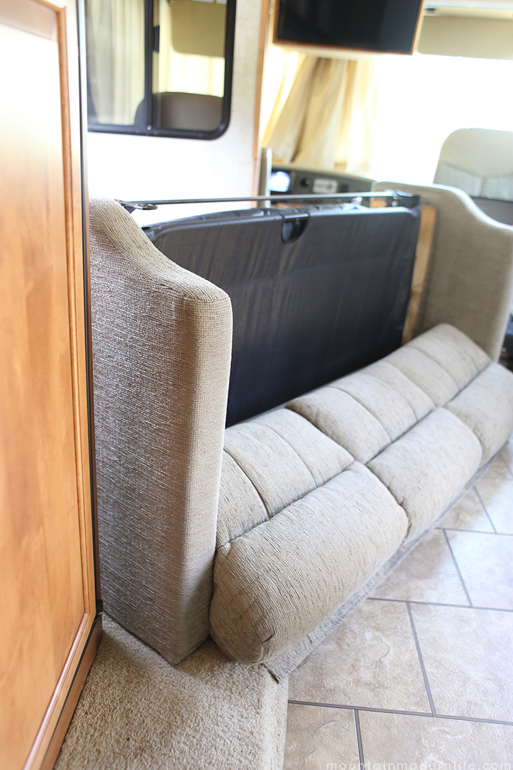 Diy Rv Sofa Bed Sofas Center Diy Rv Sofa Designdiy