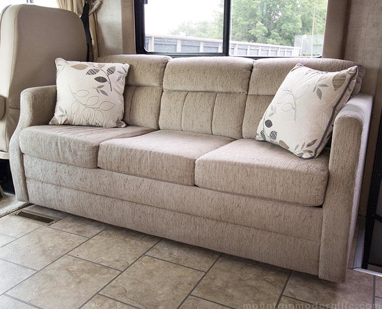 Disassembling Sofa Bed