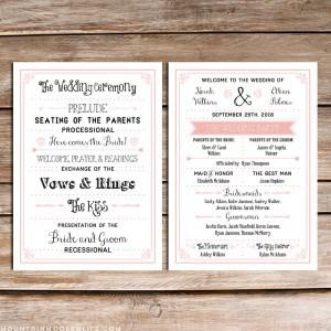 blush-pink-printable-diy-wedding-program-templates-mountainmodernlife-com