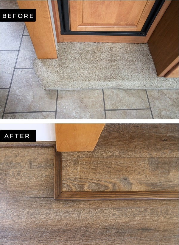 How to Replace RV Flooring | MountainModernLife com