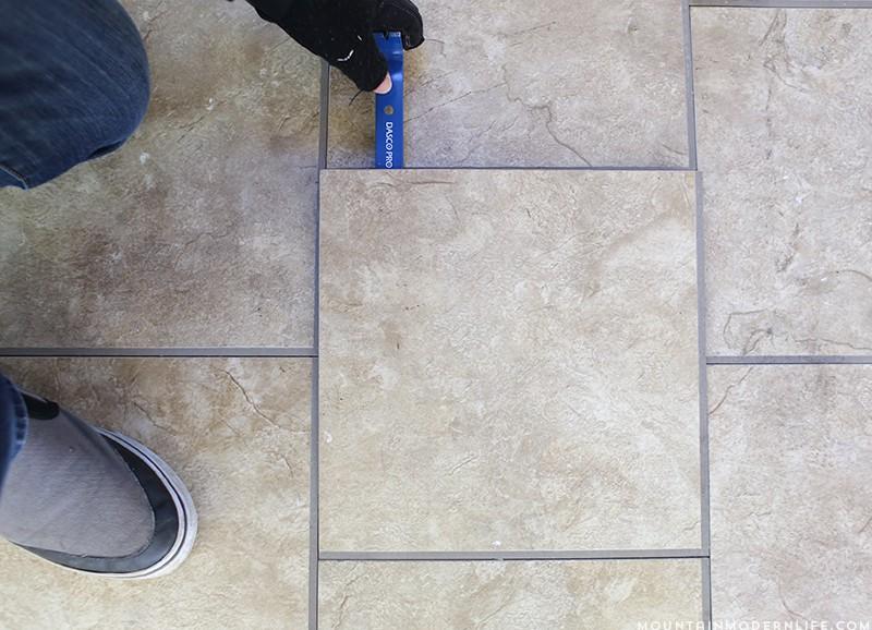 Replacing Vinyl Flooring To Tile Flooring 75