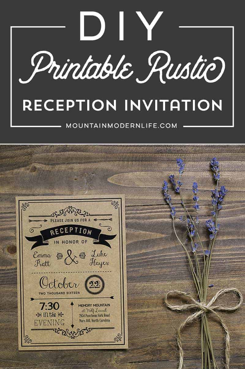 This is an image of Persnickety Printable Invitations Free No Download