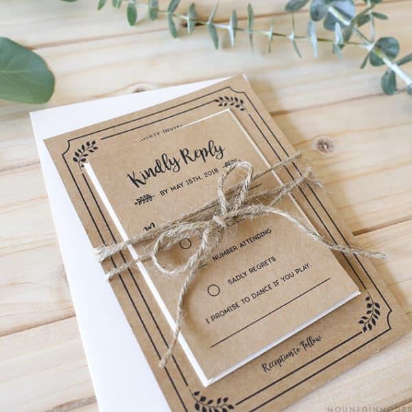 rustic-whimsical-printable-wedding-invitation-with-twine-mountainmodernlife.com